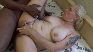 The best sex starring hairy granny