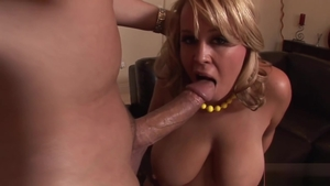 Big tits blonde Brandy Talore desires sex scene in HD