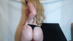 Big ass pawg reality toys pussy fucking on web-cam in HD