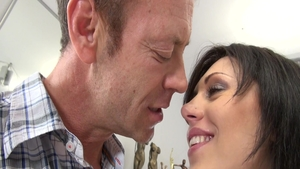 Rocco Siffredi dick sucking