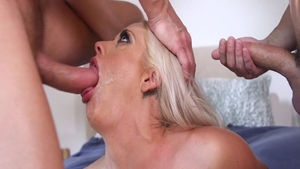 Busty Holly Heart ass pounded