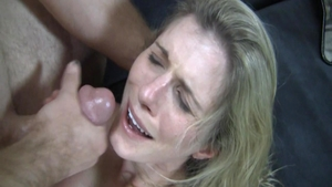 Ejaculation along with busty bitch Cory Chase
