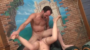 Gorgeous french amateur enjoys greatly rough fucking