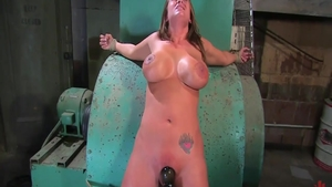 BDSM accompanied by busty couple Trina Michaels