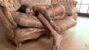 Bonnie Rotten domination sex with toys