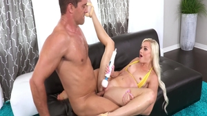 Fucking with Babe Morgan and Morgan Rain