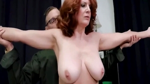 Raw deepthroat escorted by big tits MILF Cory Chase
