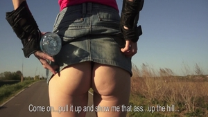 Fucking together with young czech teen chick Teen Katie