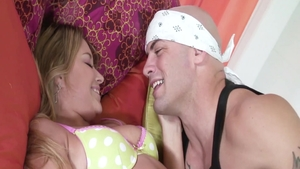 Thick german teen Teen Kelly has a taste for cum on face