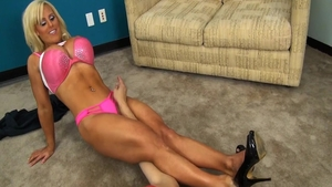 Hard pounding along with poor asian girl Violet Monroe
