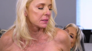 Orgy video with big tits first time Rita Daniels
