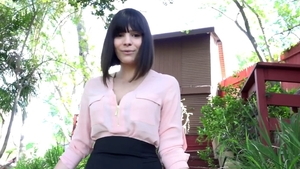 Naughty and very sensual Violet Starr pussy fuck