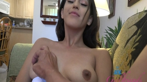 Young and hawt Sophia Leone fucked in the ass