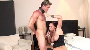 Busty Gianna Michaels has a thing for good fuck
