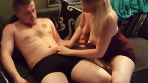 British slut wishes for rough nailing in HD