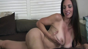 Big boobs & very sexy babe Mindi Mink taboo roleplay