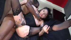 Hottest and lewd bitch hardcore blowjobs