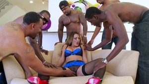 Capri Cavalli feels the need for real fucking
