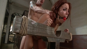 Pussy eating video between big butt hardcore Britney Amber