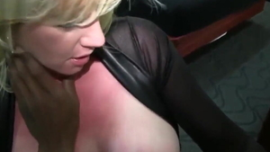 Busty housewife interracial banging in HD