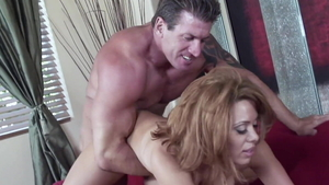 European Sienna West with Lee Stone hard pussy fuck