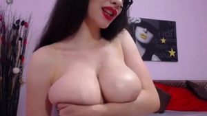 Solo female chubby fucked all the way
