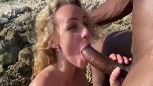 Big ass being fucked by BBC