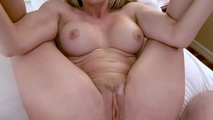 Big tits pawg Cory Chase fantasy pussy eating cum swallowing