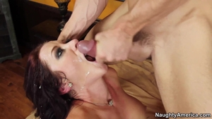 Very hawt big tits housewife Jayden Jaymes cumshot HD