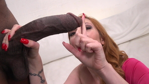 Lauren Phillips is a hairy redhead