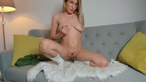 Big ass blonde hair has a taste for pussy sex in HD