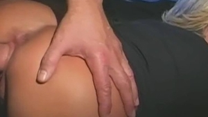 Cumshot young french