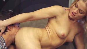 POV challenge escorted by perfect babe