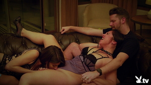 American group sex in HD