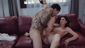 Very sexy India Summer pussy fucking