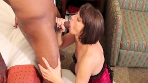 Hawt american wife gets a buzz out of fucking HD