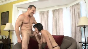 Good fuck porn with amazing crazy Roxanne Hall