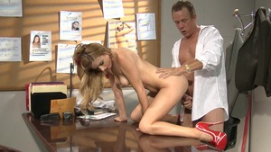 Riding a dick scene between perfect hard Lexi Belle