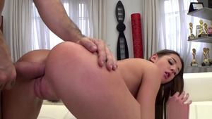 Rocco Siffredi cowgirl fuck at castings