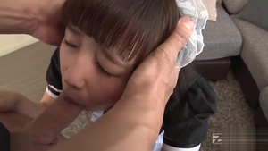 Big tits japanese teen chick submissive good fucking